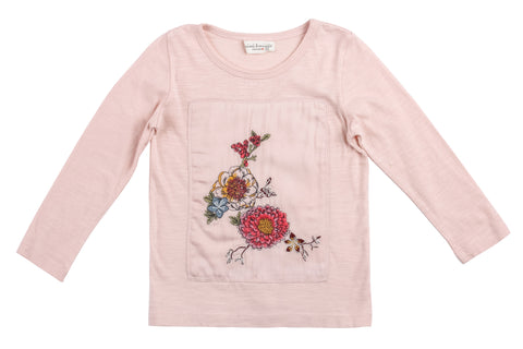 Winter Flowers Tee