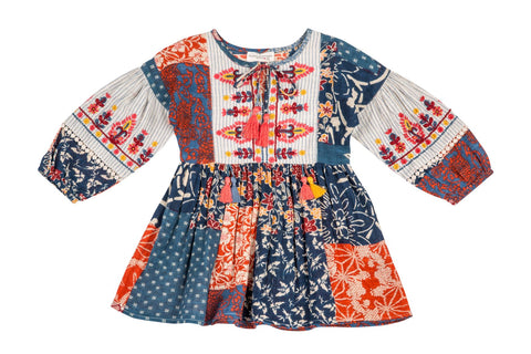 Mountain Village Dress