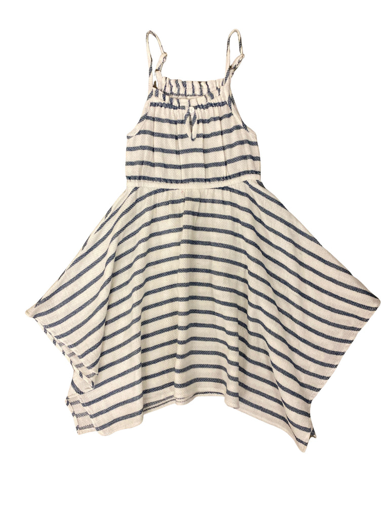 Gentle Surf Stripe Dress