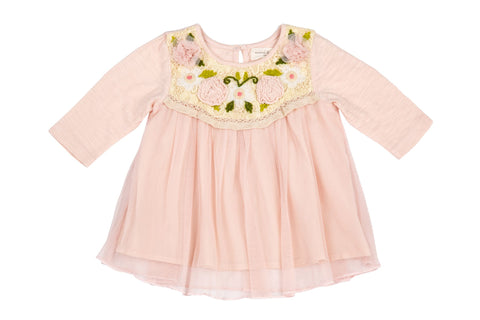 AVERY FLOWERS DRESS