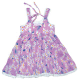Antibes Dress-Lavender