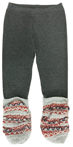 Finland Scrunchy Leggings-leggings
