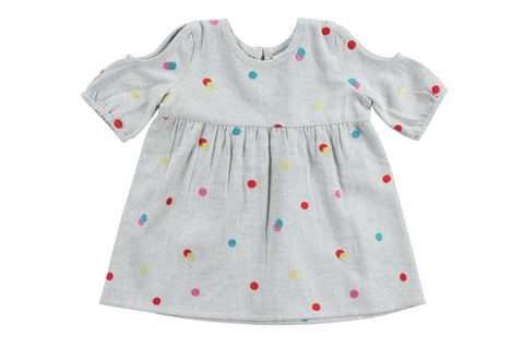Dots Party Dress