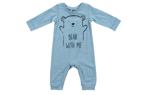 Bear With Me Romper
