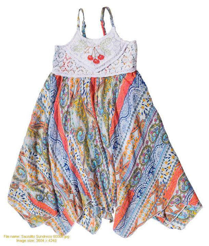Sausilito Sundress