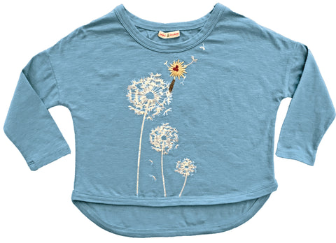 Wishing on a Flower knit Top-knit tops