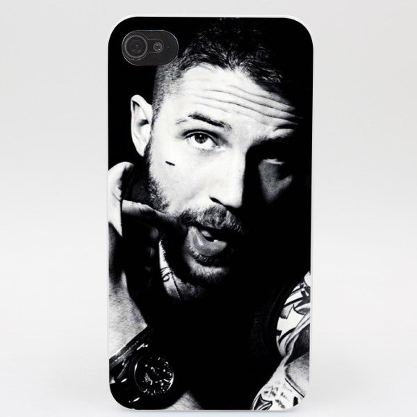 Tom Hardy Bearded Phone Case For iPhone Series