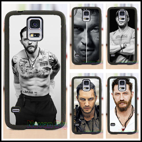 Tom Hardy Sexy Variations 1 Samsung Galaxy Series Phone Case
