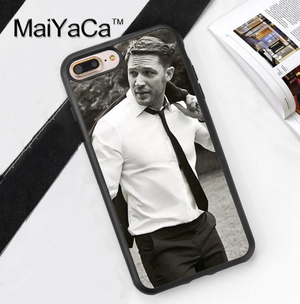 Tom Hardy Phone Case For iPhone Series