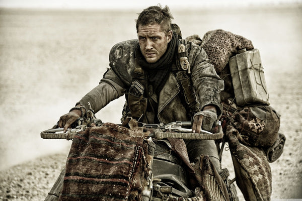 Mad Max Fury Road Tom Hardy Poster
