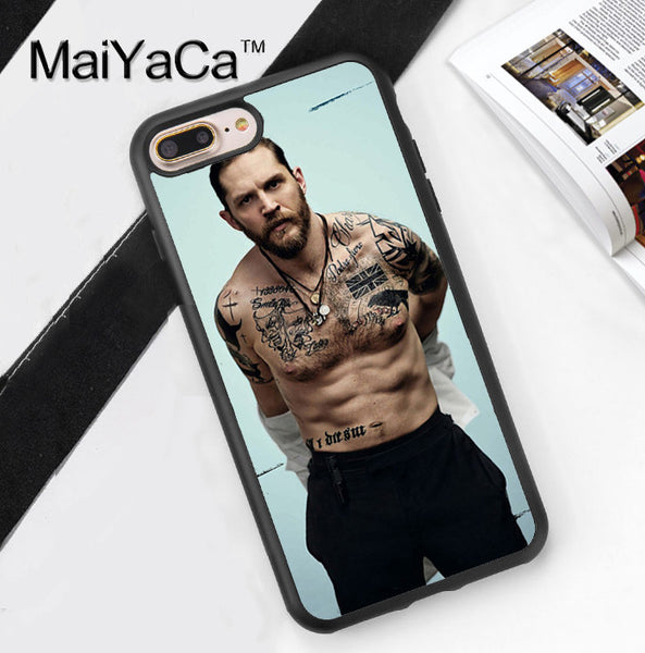 Tom Hardy Shirtless Phone Case For iPhone Series