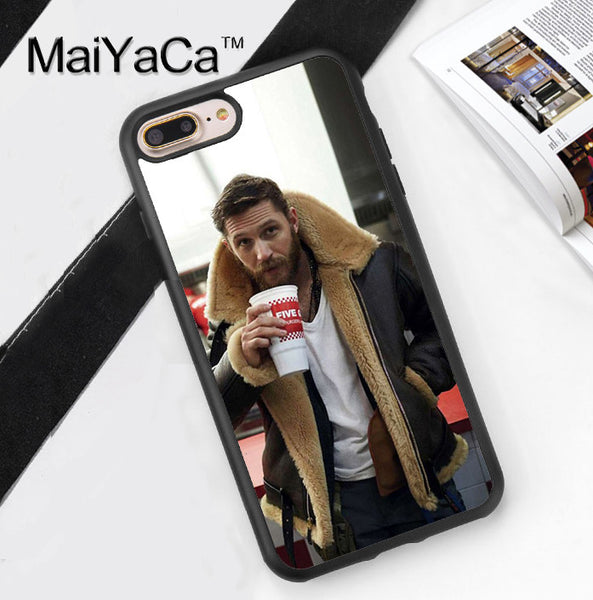 Tom Hardy Wearing Coat Phone Case For iPhone Series