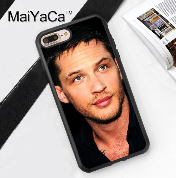 Tom Hardy Phone Case TPU For iPhone Series