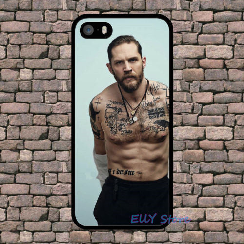 Tom Hardy Tattoos Phone Case for Samsung Series