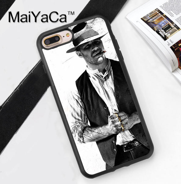 Tom Hardy Lawless iPhone Case