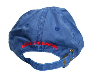 Denim Hat BACK