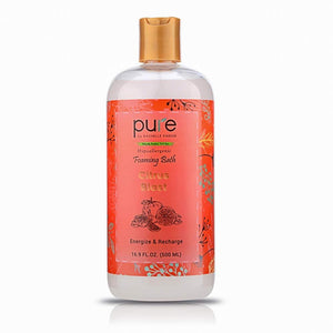 Sulfate Free Citrus Blast Bubble Bath