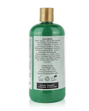 Pure Tea Tree Body Wash Tea Tree Oil Soap, Best Tea Tree Wash