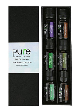 Premium Essential Oils Set- Winter Essential Oils Kit