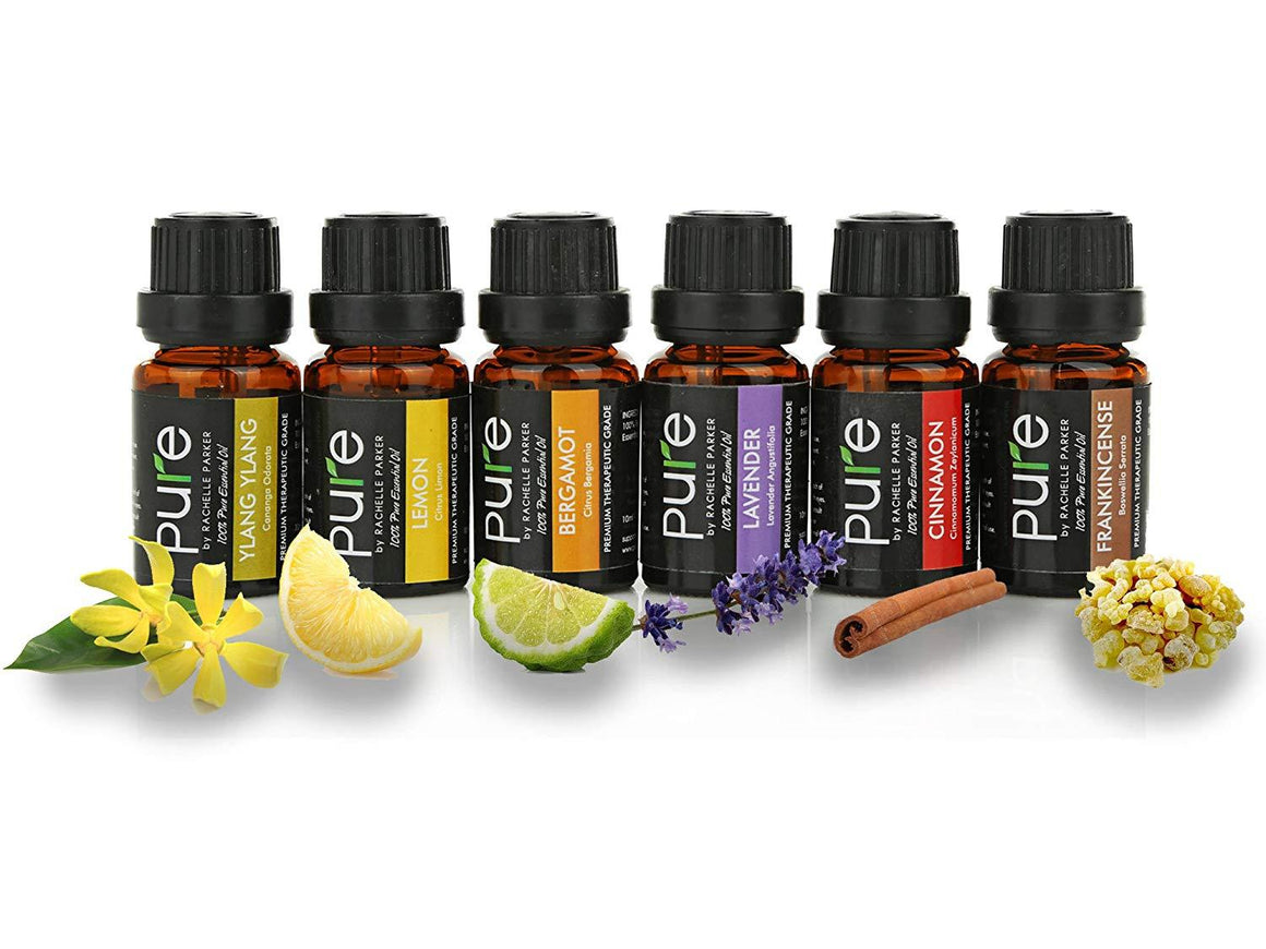 Relaxing Essential Oils Set