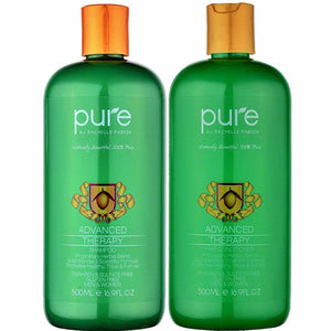 Natural Hair Growth Shampoo and Conditioner For All Hair Types