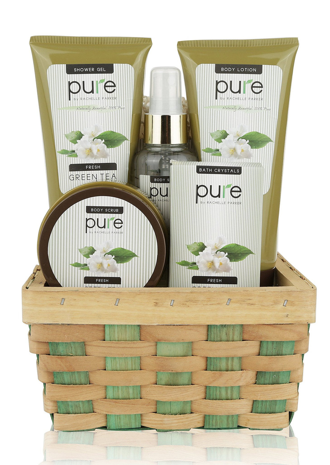 Herbal Collection Spa Gift Basket