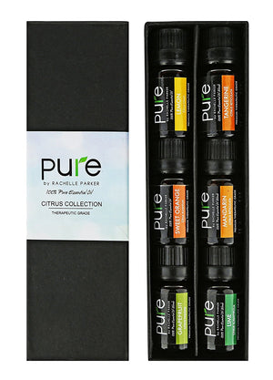 Pure Therapeutic Grade Citrus Essential Oils