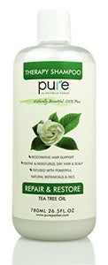 PURE Tea Tree Oil Shampoo, 26.5 oz. Tea Tree Essential Oil