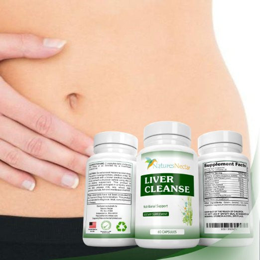 Liver Cleanse & Detox Supplement Support
