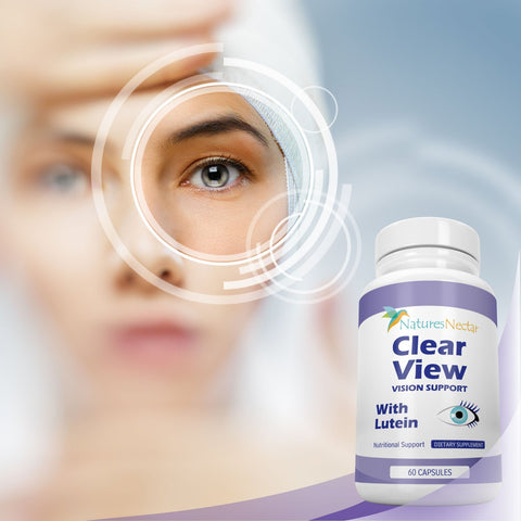 Image of Clear View Vision Support Supplement