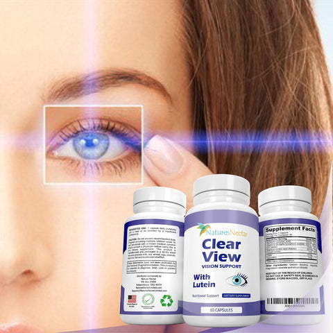 Clear View Vision Support Supplement