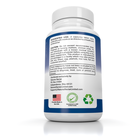 Image of Immune System Booster- Support for Common Colds and Prevention- Formula contains Echinacea, Zinc, Selenium, Magnesium & Vitamin C for Defense from Bacteria- 60 Capsules