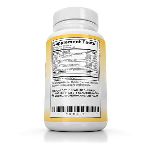 Image of B-Complex Multivitamin Formula