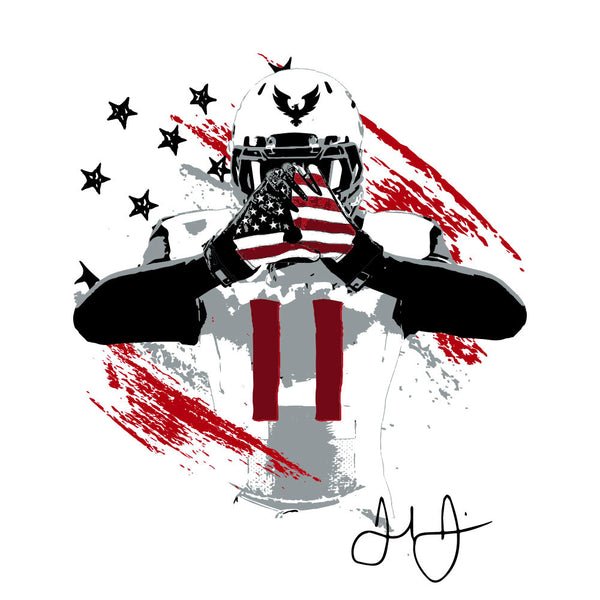 Julio Jones Gear | 4th of July