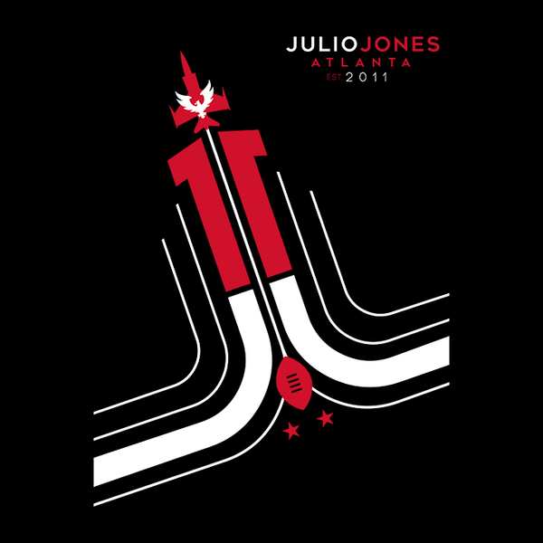 Julio Jones New Heights Tee | Julio Jones Official Gear