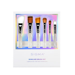 SIGMA SKINCARE BRUSH SET