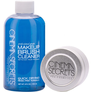 Cinema Secrets Professional Makeup Brush Cleaner Pro Starter Kit