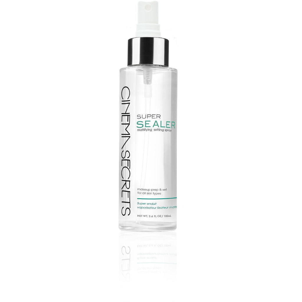 Cinema Secrets Super Sealer Mattifying Setting Spray