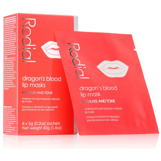 Rodial Dragon's Blood Lip Mask 8 Pack