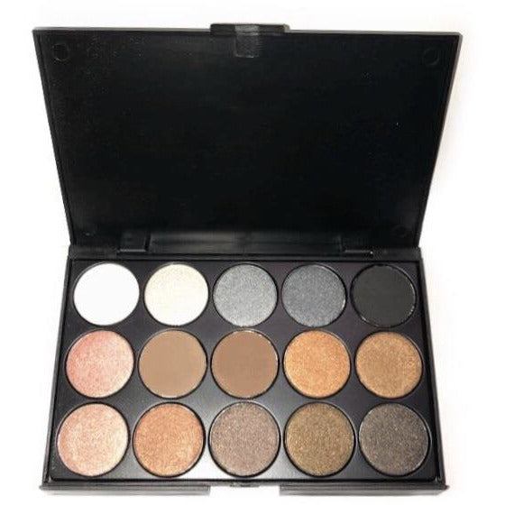 GLAM LAB™ Cosmetics Eye Amplify® Eyeshadow Palette in Luminous