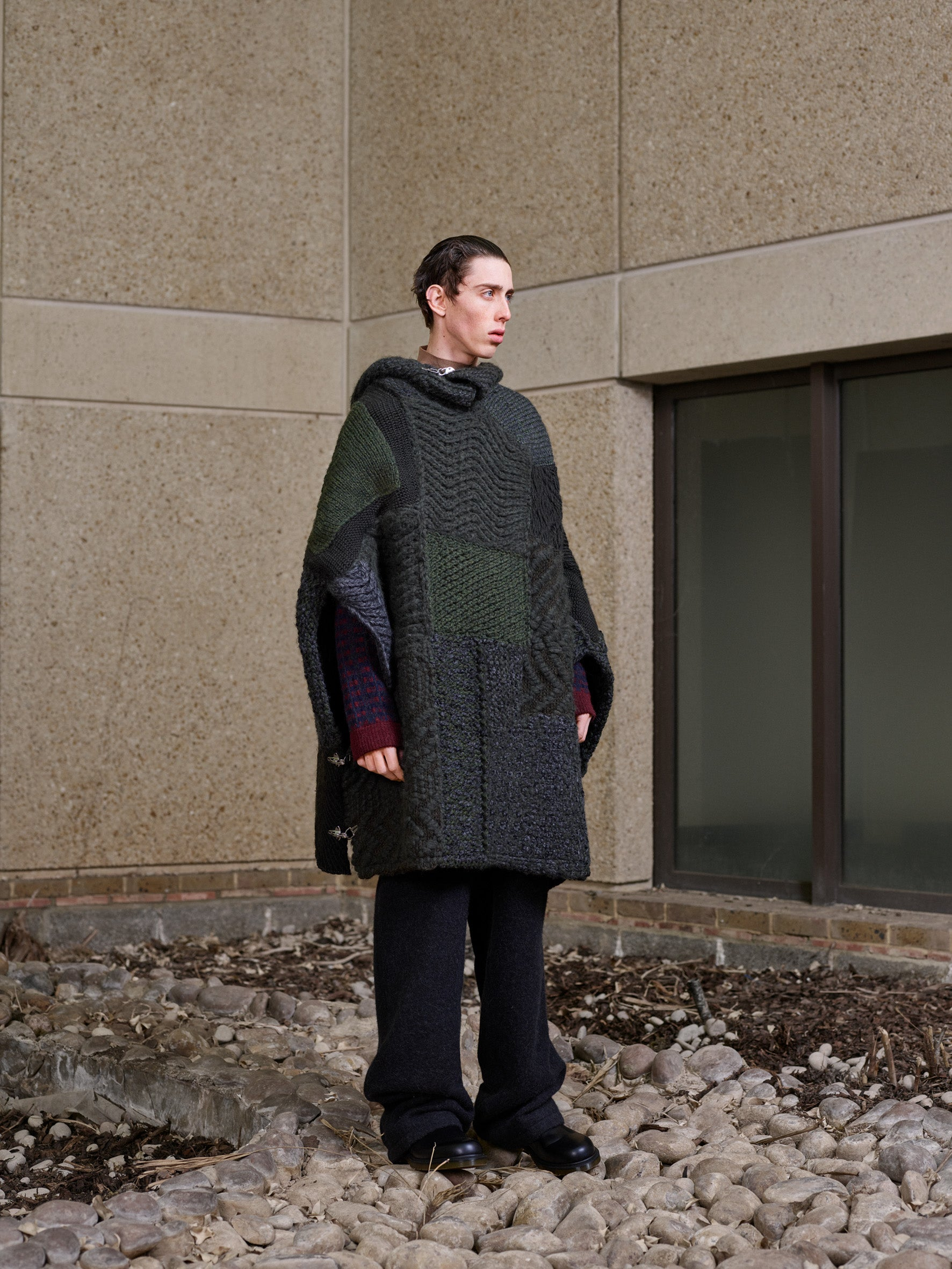 Pringle of Scotland Men's Autumn Winter '18 Look 16