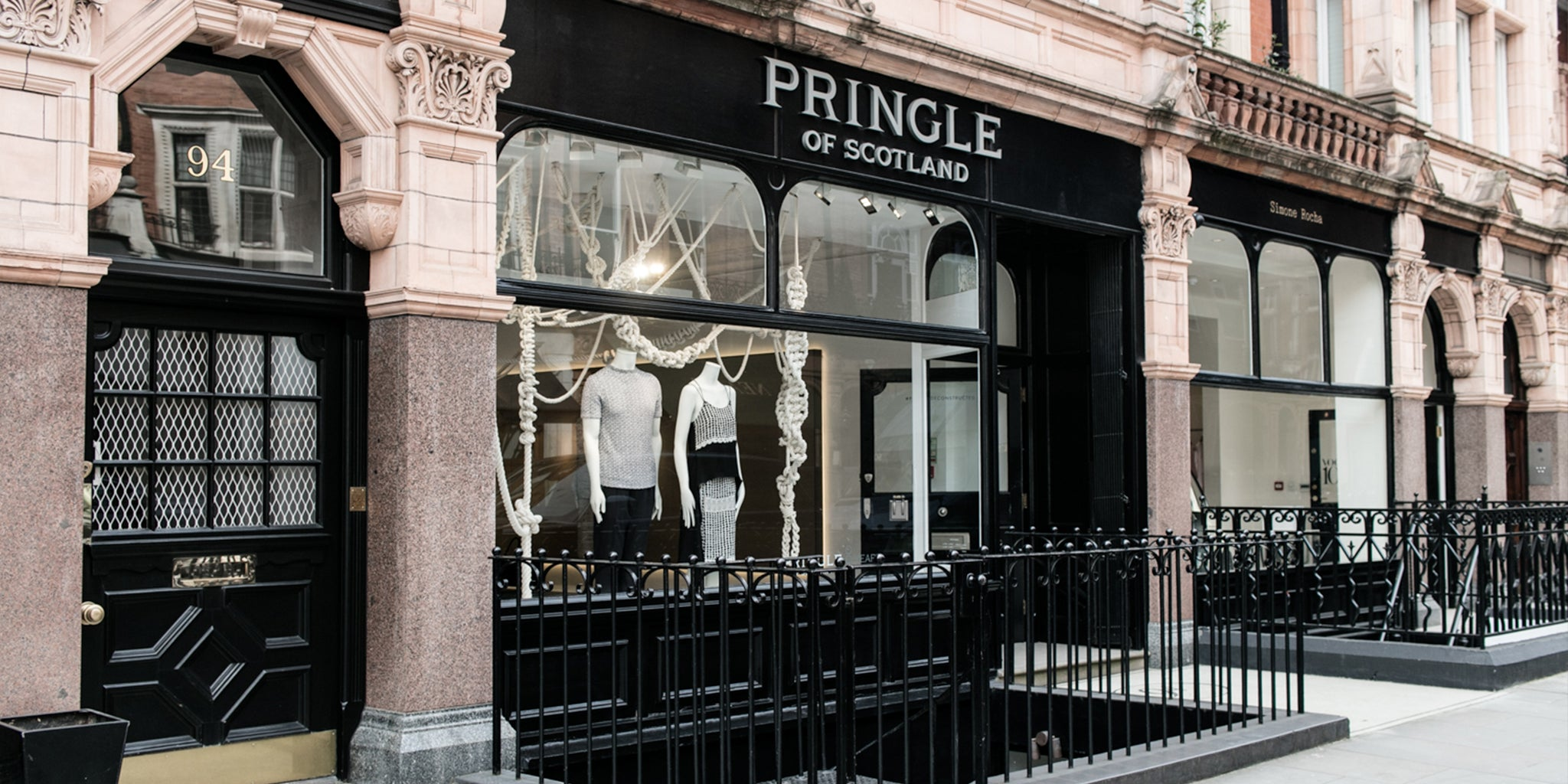 Pringle of Scotland Stores