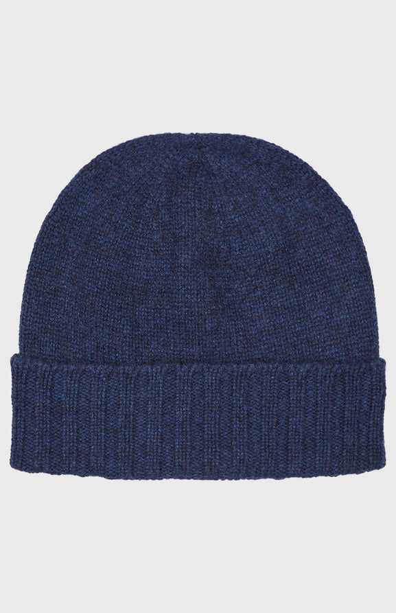 Women's Scottish Cashmere Hat In Inkwell