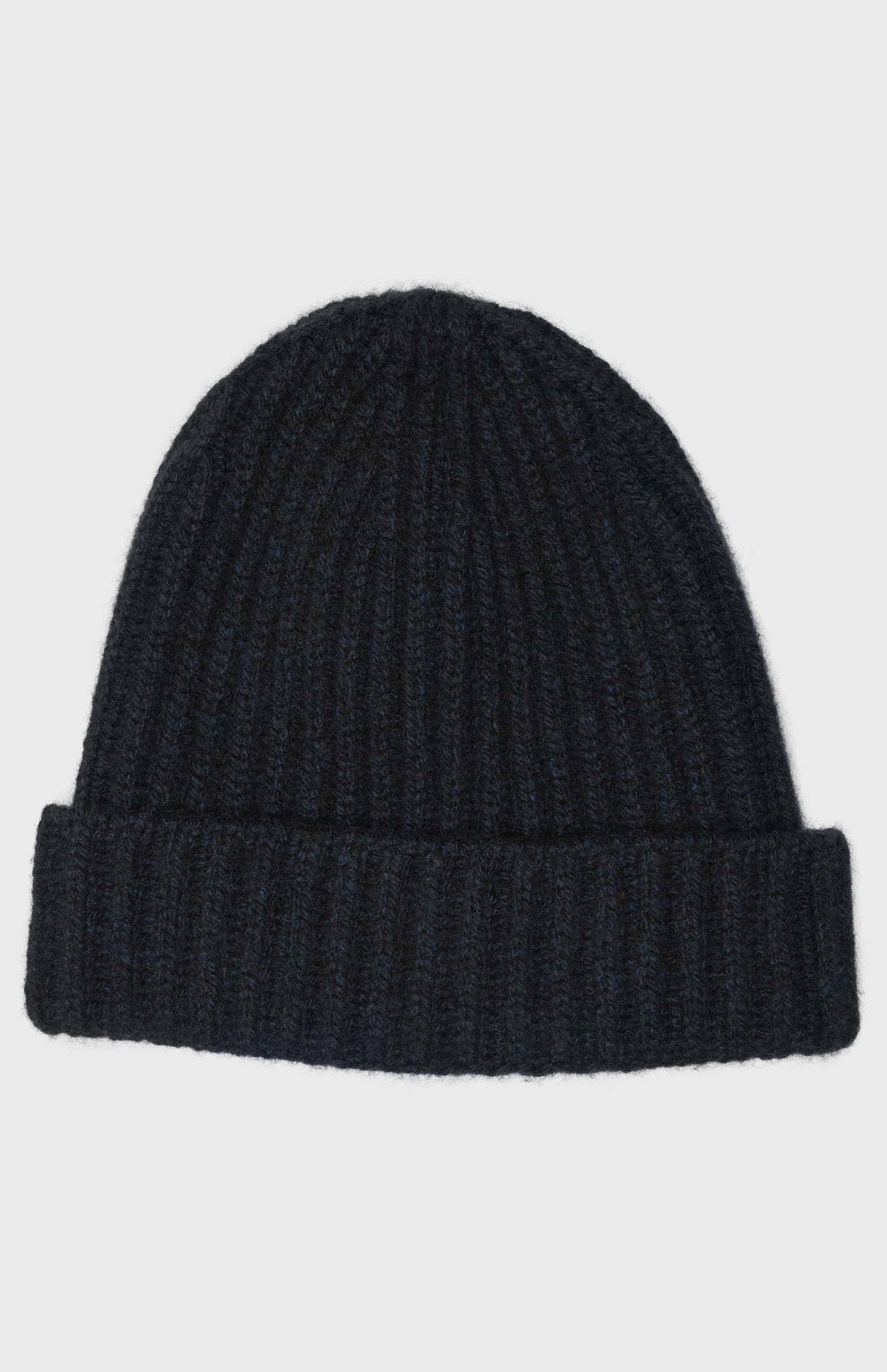 Women's Cosy Cashmere Hat In Midnight
