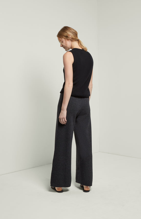 Cashmere Trousers in Grey