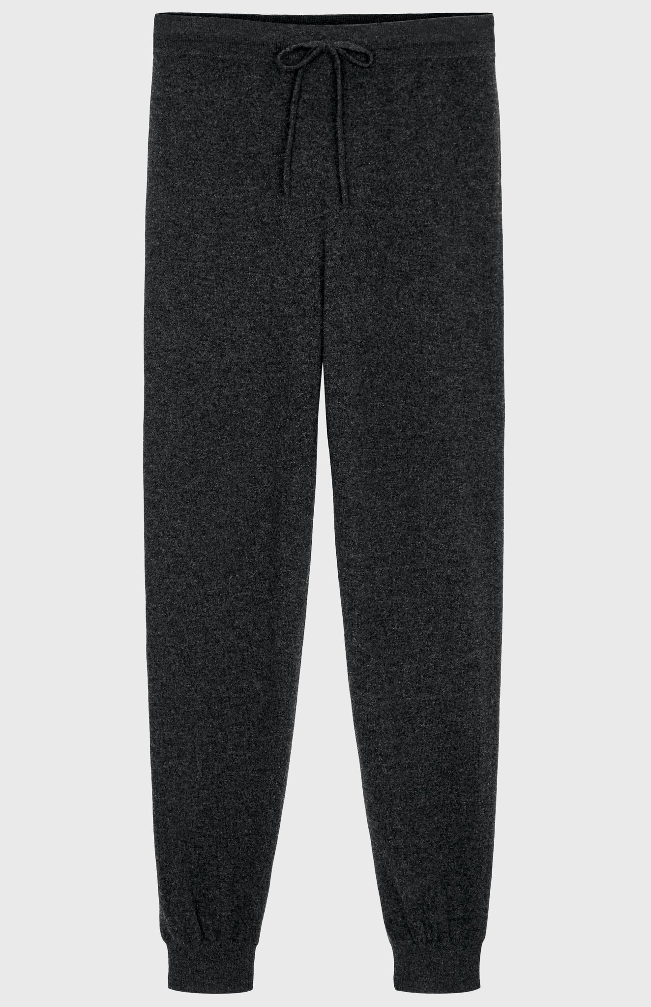 Women's Jogging Trousers In Charcoal
