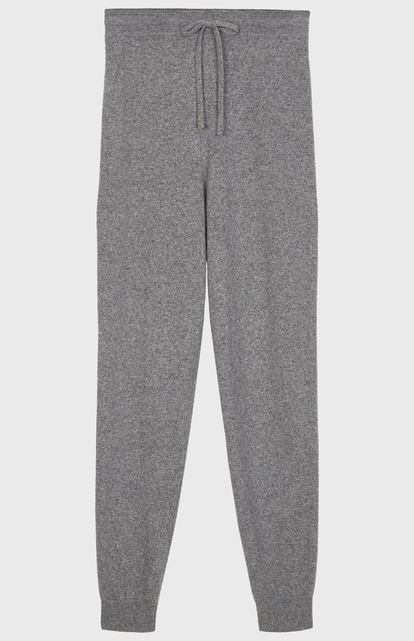 Women's Cashmere Blend Jogging Trousers In Grey