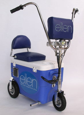 Ellen's New Cruzin Cooler