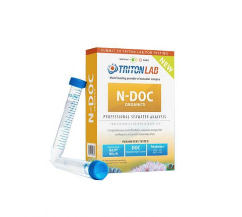 Triton Lab N-Doc Organics Test Kit