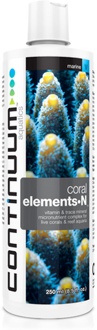Continuum Coral Elements-N